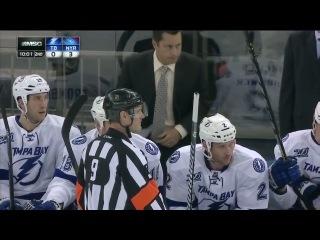 NHL 2013 / RS / Tampa Bay Lightning - New York Rangers / 11.02.2013 / MSG