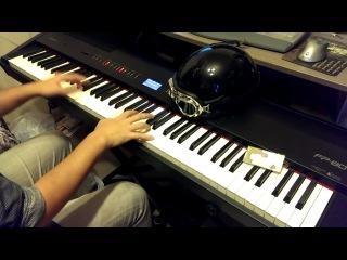 Nogizaka46 - Tsuki no ookisa [Piano]