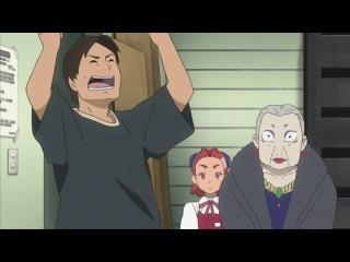 [AniDub] Могучая Берди ТВ-2 | Tetsuwan Birdy Decode [01] [Гамлетка Цезаревна, 9й Неизвестный]