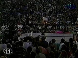 WCW NITRO 24.05.1999 (480p) - Титаны Рестлинга на канале ТНТ / Николай Фоменко