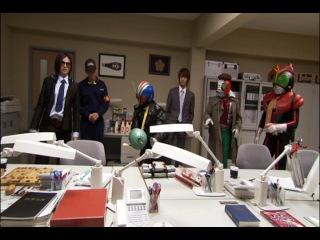 Kamen rider cops [raw dvd-rip]