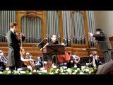 И. Брамс — Концерт для скрипки и виолончели с оркестром