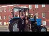 Константин Бубнов и Алиса Мон на 20 - летии группы Ван Моо