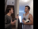 Marcus Johns — Bad sports always wonder why no one wants to play with them... W/Brodie Smith  (Tag that friend who needs to know they are that person #vine