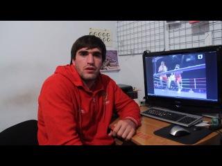 Кандидат третьего сезона М-1 FIGHTER Омаров Курбан вес 90 кг