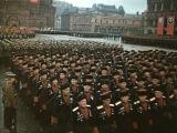Парад Победы 1945года в Москве на Красной площади