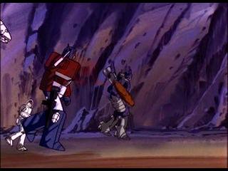 Трансформеры G1 - 3 сезон 30 серия - Возвращение Оптимуса Прайма (Часть 2)