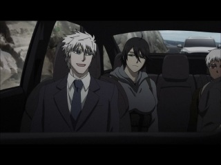 Ёрмунганд / Jormungand 2 сезон 12 серия Trina_D/Sad_KitEND