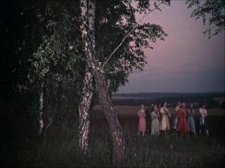Дивичья лирическая (Гость с Кубани)