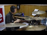 Андрей Ростовский. Украина. г. Полтава. (Kiss - I Was Made For Lovin' You. drum cover)