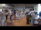 Capoeira Angola Palmares. открытая рода 12.10.2013. часть 8. афро