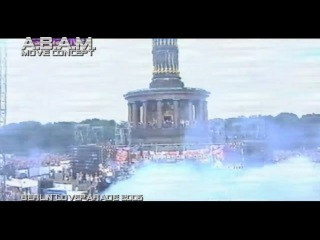 Jam Spoon feat. Rea - Be Angeled (Live From Love Parade In Memory Of Mark Spoon '2006) HD