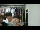 Dorm Tour [I'm Your Boyfriend DVD]