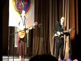 Мария Алексеенок исполняет песню Александра Дулова