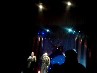 Концерт посвящен 25 годовщине вывода войск из афганистана 6 песня