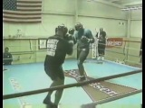 Mike Tyson sparring 1995