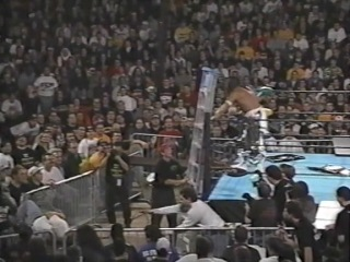 Sabu vs. The Sandman - ECW - November To Remember 1997