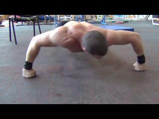 Дмитрий Клоков - упражнение для кистей