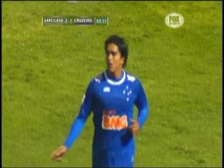 Либертадорес 2014 Реал Гарсиласо Крузейро 2 тайм