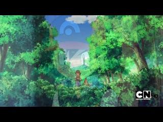 Покемон : Победители лиги Синно - 13 сезон 2 серия