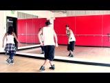 THE OTHER SIDE - Jason Derulo Dance TUTORIAL - Matt Steffanina & Dana Alexa Choreography