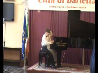 Воспоминания о прошлом. Варя и Слава. Гала-концерт. Италия Барлетта.2010 год.