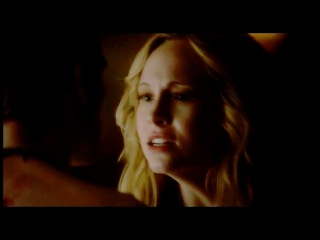 Klaroline - «Don't underestimate the allure of darkness, Stefan. Even the purest hearts are drawn to it.»