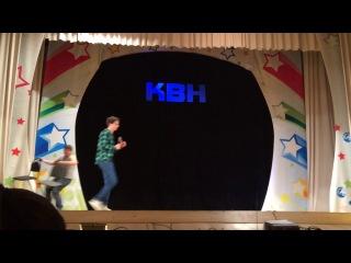 Команда КВН Энн Хэнсис 1/2 Лиги СТАРТ Приветствие