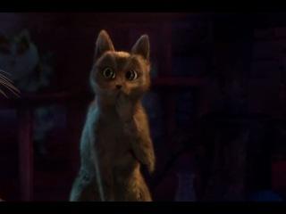 картинка кота из кота в сапогах
