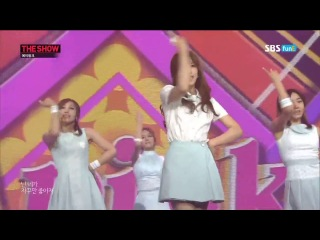 [140415] A Pink - Mr.Chu @ MTV The Show
