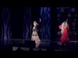 Бабажанова Сарвиноз, Узбекистан, танец, попурри.