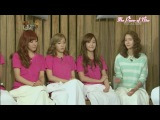 [SHOW] Happy Together 3 ep.248 TaeYeon, Jessica & Tiffany (рус. саб)