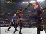 JBL (c) vs Booker T vs Eddie Guerrero vs the Undertaker - WWE Armageddon 2004