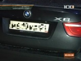 Ночные гонки на БМВ Х6 в Мурманске