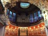 Дворец каталонской музыки. Орган на автопилоте