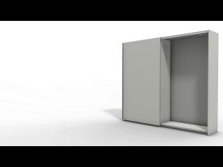 Системы для складных и раздвижных дверей Hettich
