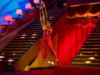 «Цирк со звёздами» 2007 (Восьмая неделя)