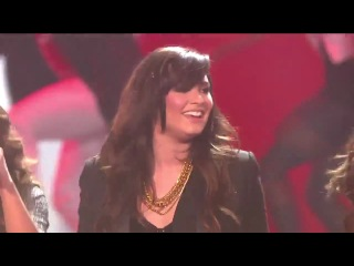 Fifth harmony & demi lovato - give your heart a break (the x factor usa finals)