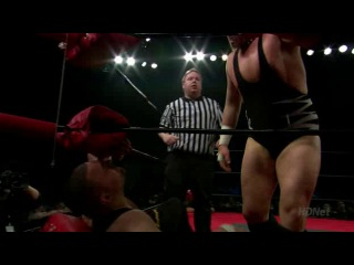 Sami Callihan vs. Eddie Kingston - ROH on HDNet 5 - 18.04.2009