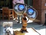 Реальный робот Валл-И