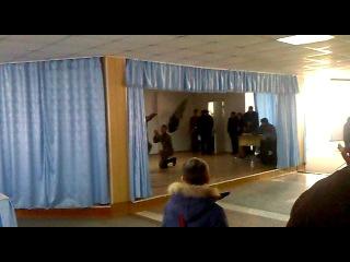 как танцуют лезгинку в армий