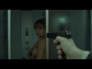 голая Екатерина Климова в душе отрывок из фильма Синдром Дракона