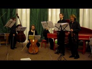 Жан-Филипп Рамо(1683-1764) 3 пьесы для клавесина - 4 пьеы из Концертов для оркестра (Concerts transcrits en sextuor)