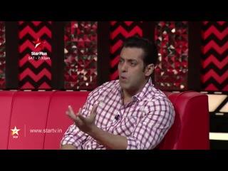 Видео: Салман Кхан на шоу Анупамы Чопра (промо)