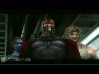 X-Men Legends 2 Rise of the Apocalypse Intro