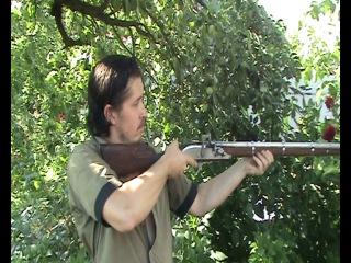 Макет мушкета для РИ. Не стреляйте с полувзвода - не выстрелите;)
