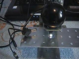 Микроскоп с 1000 кратным увеличением из веб камеры, своими руками.