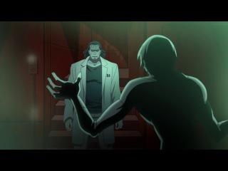 Blood Lad / Кровавый парень - 5 серия [Shachiburi & Oriko]