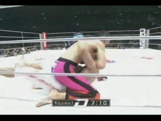 Шинья Аоки vs Катсухико Нагата