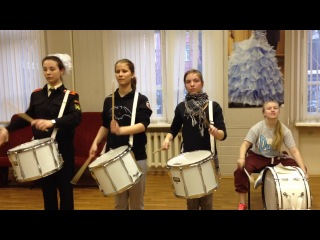 Техника ( барабаны ) КШИ №9 МПГВ